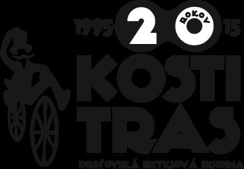 Kostitras logo - 20 rokov